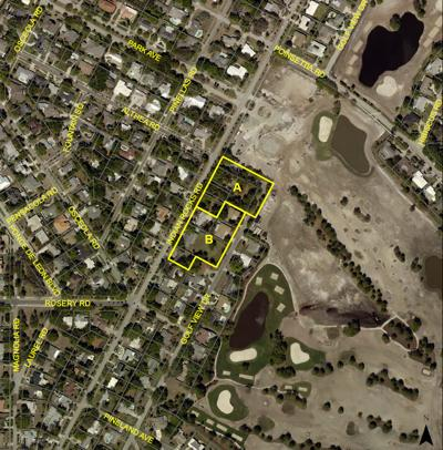 Plan map amendment to allow expansion of Pelican Golf Course