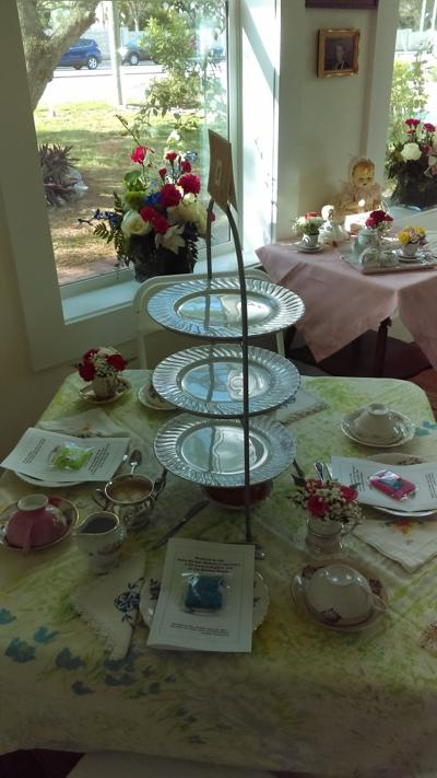 Historical Society announces 20th annual English Tea