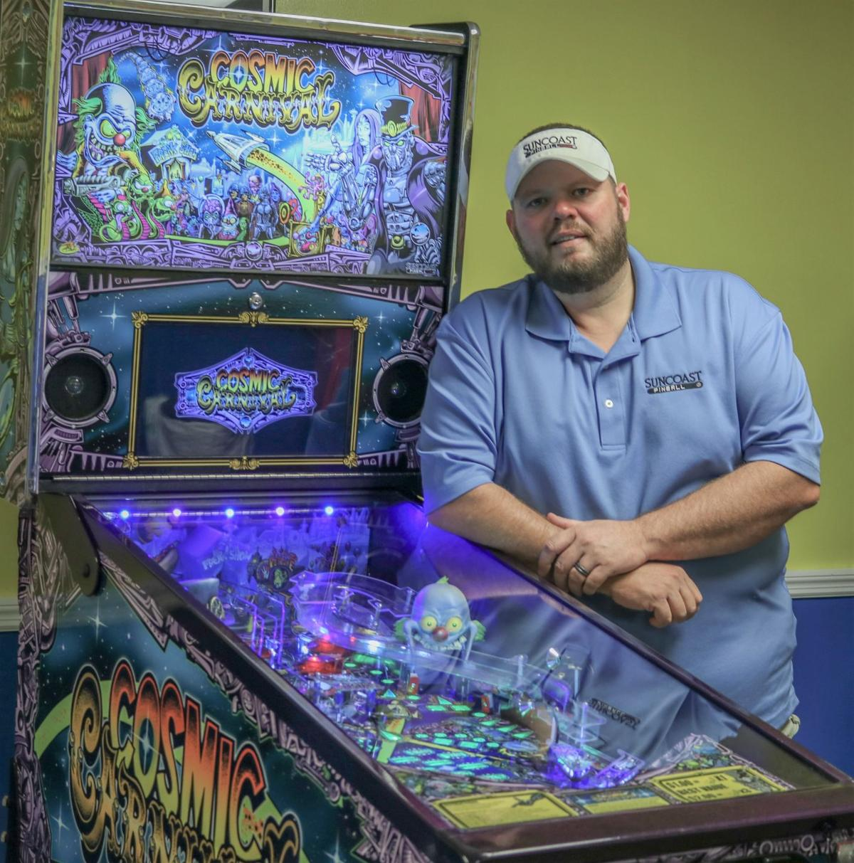 Largo's Suncoast Pinball & Arcade rolls out first original game