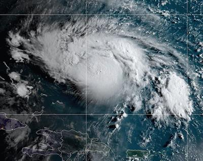 Hurricane Dorian closures and cancellations