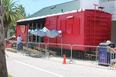 New boxcar proprietor draws on Dunedin's past when citrus was king