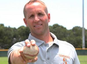 Former Olympian named Seminole baseball coach