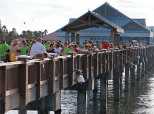 Fishing tournament helps special needs kids, families