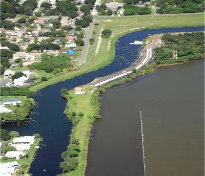 County begins dredging project at Lake Seminole