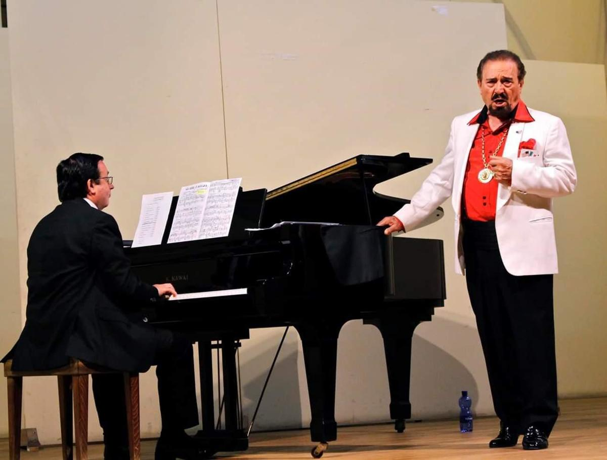 Opera singer's life leads from Italy to Clearwater