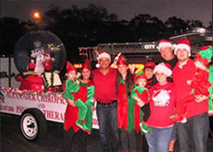 Annual holiday parade set in Seminole