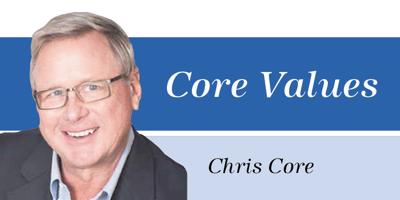 Chris Core sig