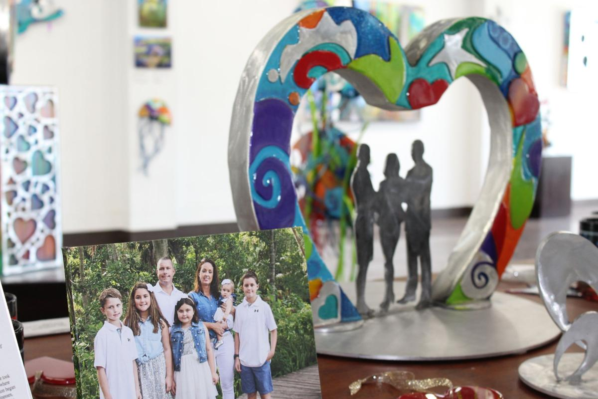 City to install new heart-shaped sculpture at Largo Central Park