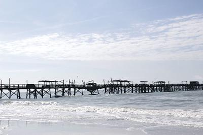 Redington Shores pier