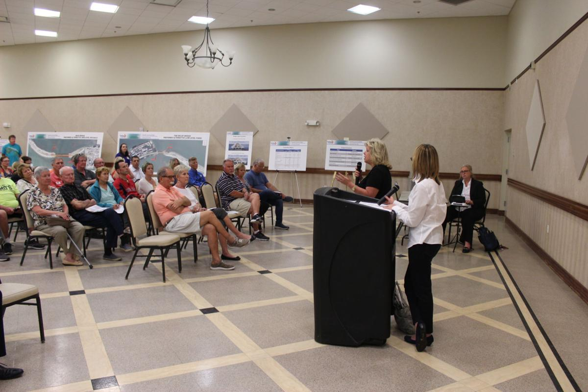 Residents Express Views On Dunedin Causeway Bridge Plans North County Tbnweekly Com