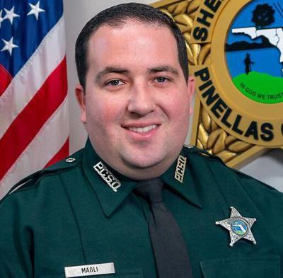 Pinellas sheriff's deputy killed in line of duty
