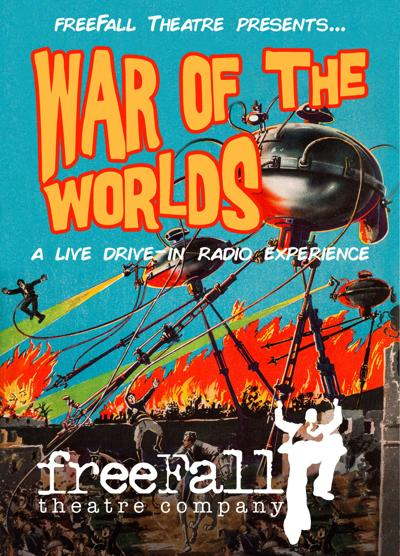Programming resumes at freeFall with 'War of the Worlds'