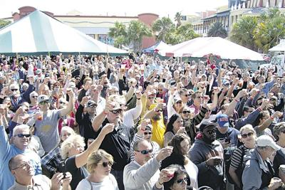 Seafood Festival to draw thousands to John's Pass this weekend
