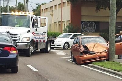 Five-year trend shows increases in crashes and fatalities around Pinellas