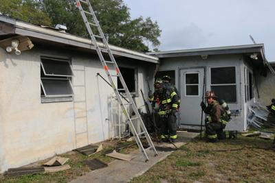 Electrical fire displaces four in Clearwater