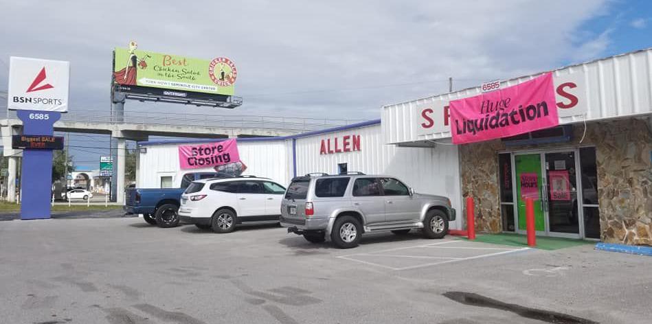 Allen Sports Center