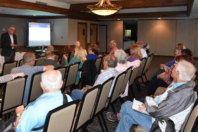Oldsmar neighborhood coalition tackles reclaimed water issues