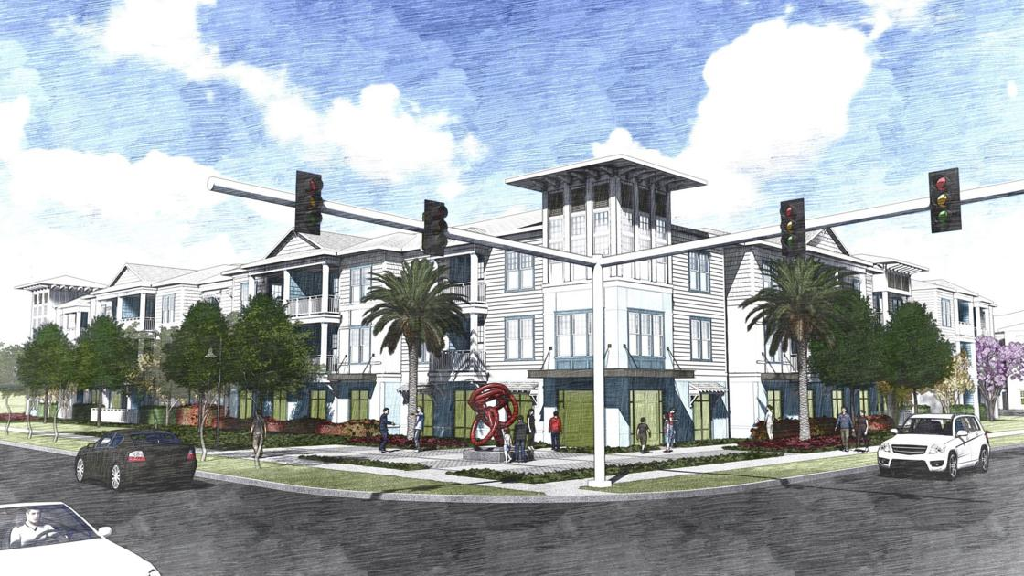 Proposed Rosery Road apartment complex moves forward | Largo ... on