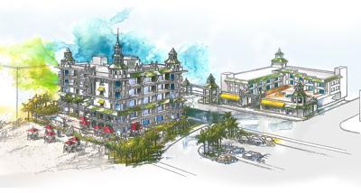 Madeira Beach development