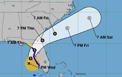 Pinellas under state of emergency due to Tropical Storm Eta