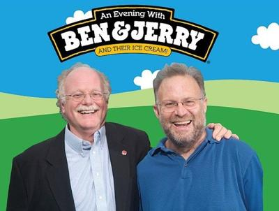 Image result for ben cohen ben and jerry's