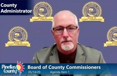 Pinellas commissioners extend state of emergency, discuss reopening plans
