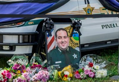 Suspect charged with felony murder in death of Pinellas County deputy