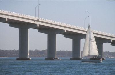 Sand Key bridge