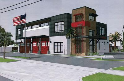 Plans calls for old Belleair Bluffs fire station to be renovated