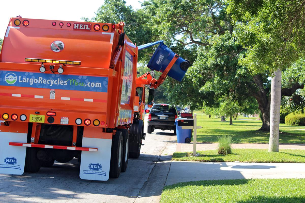 Largo moves ahead with 20 percent increase to solid waste