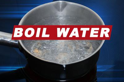 BOIL WATER GRAPHIC