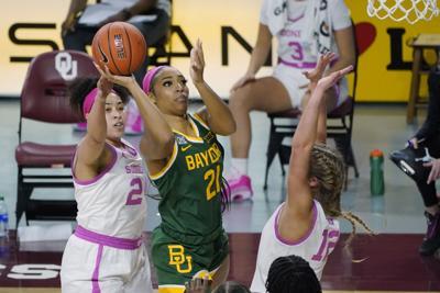 Baylor Oklahoma Basketball