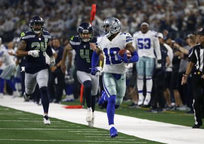 Cowboys receiver  kick returner Tavon Austin (10) reunites with his former  club eb6ebd111