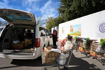 CTLC food donations