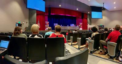 A new stage: BISD board moves meetings to Pittenger center