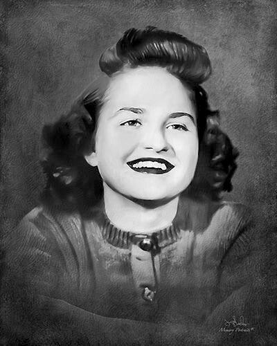 Joan Burton Messer Cox