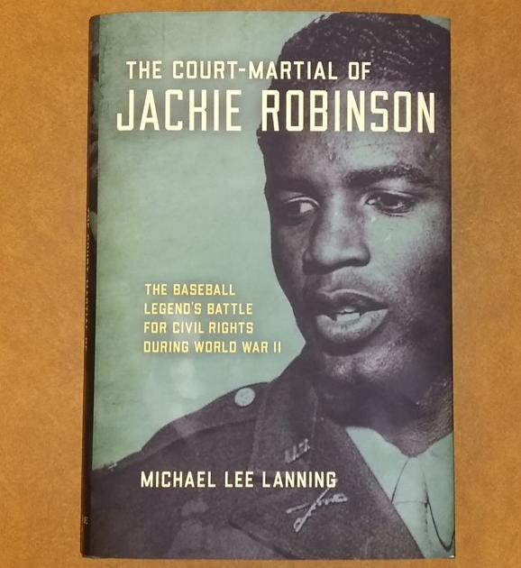 Lampasas author pens book detailing Jackie Robinson's court-martial; Incident stemmed from bus ride in Temple