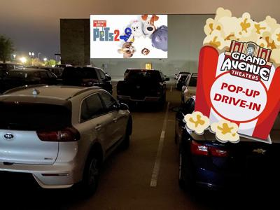 Grand Avenue Theater To Host Pop Up Drive In Movie Friday Night Coronavirus Tdtnews Com