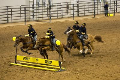 Bell County Expo Equestrian and Livestock Complex