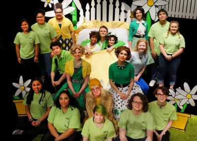 Temple's One-Act Play theater students
