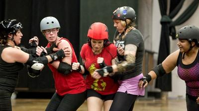 Roller derby alive and well in Central Texas | News