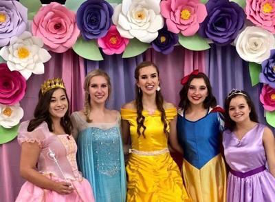 Magic Belles Princess Tea