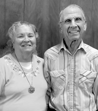 Mr. and Mrs. Ashlock