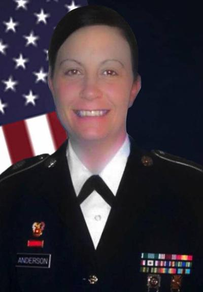 Staff Sgt. Christie Marie Anderson