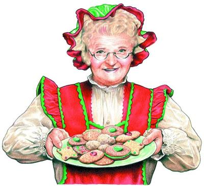 Cookies With Mrs Claus Santa S Wife To Read Children Story Sing