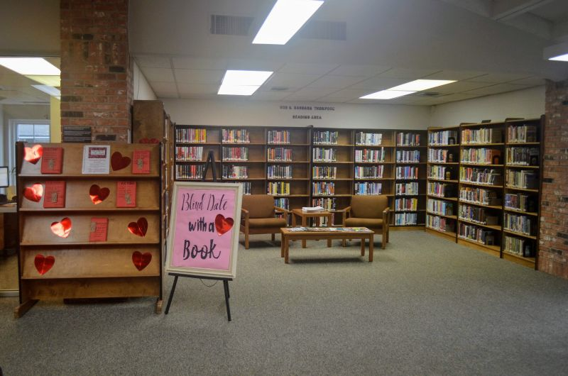 Lucy Hill Patterson Memorial Library