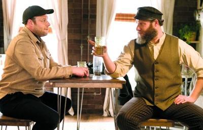 """Seth Rogen in """"An American Pickle"""""""
