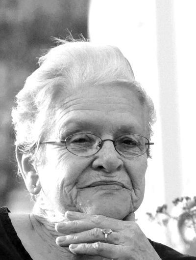 Mrs. Glenda Jo Blackburn Graf