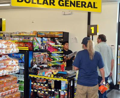 Grand opening set for new Temple Dollar General