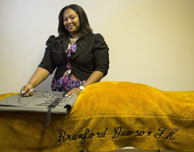Embalmers make the dead look good | News | tdtnews com